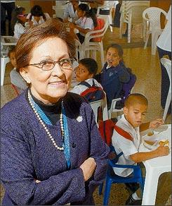 Dra. Doris Garcia de Botero. Directora.