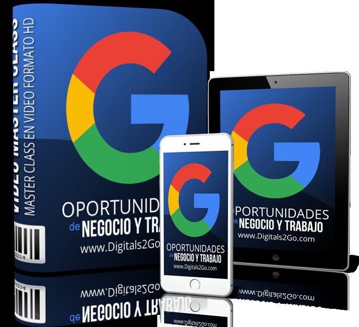 Negocio y Trabajo con Google