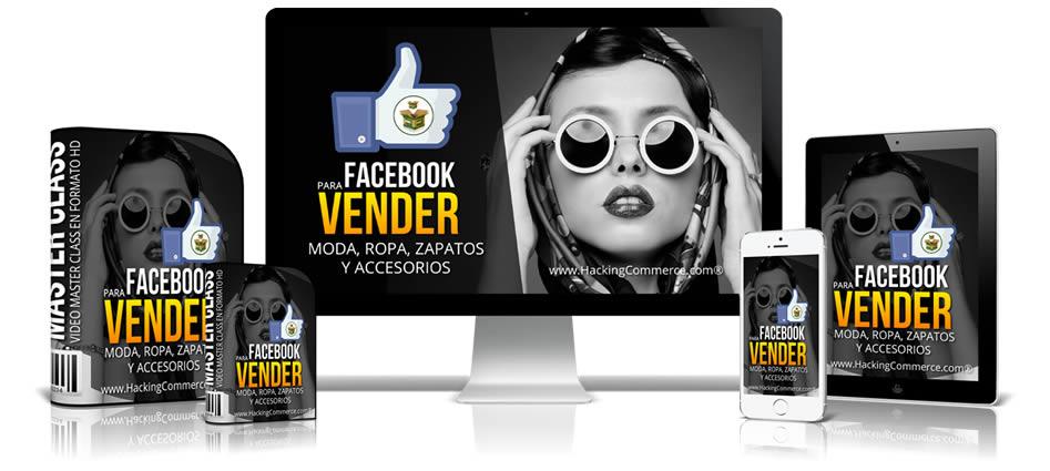 Facebook para Vender Moda, Zapatos y Accesorios