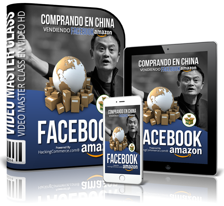 Dropshipping – Comprando en China, Vendiendo en Facebook y Amazon